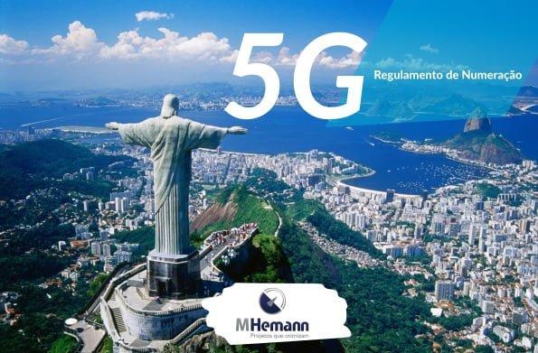 Novidades para Tecnologia 5G no Brasil!