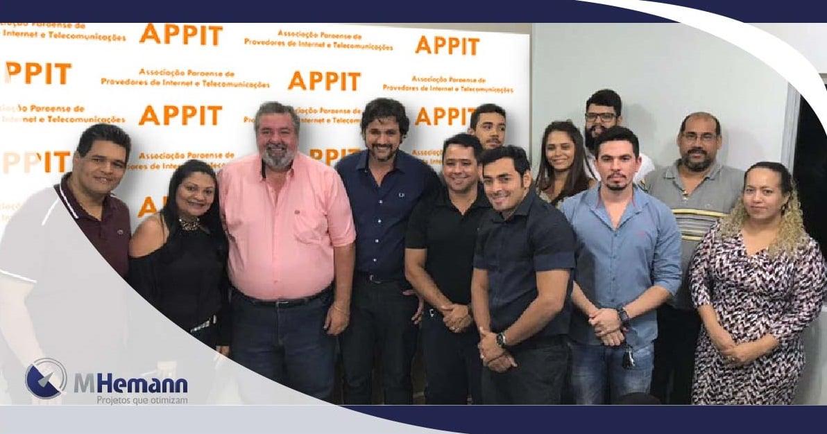 Provedores Paraenses se reunem para criação da APPIT