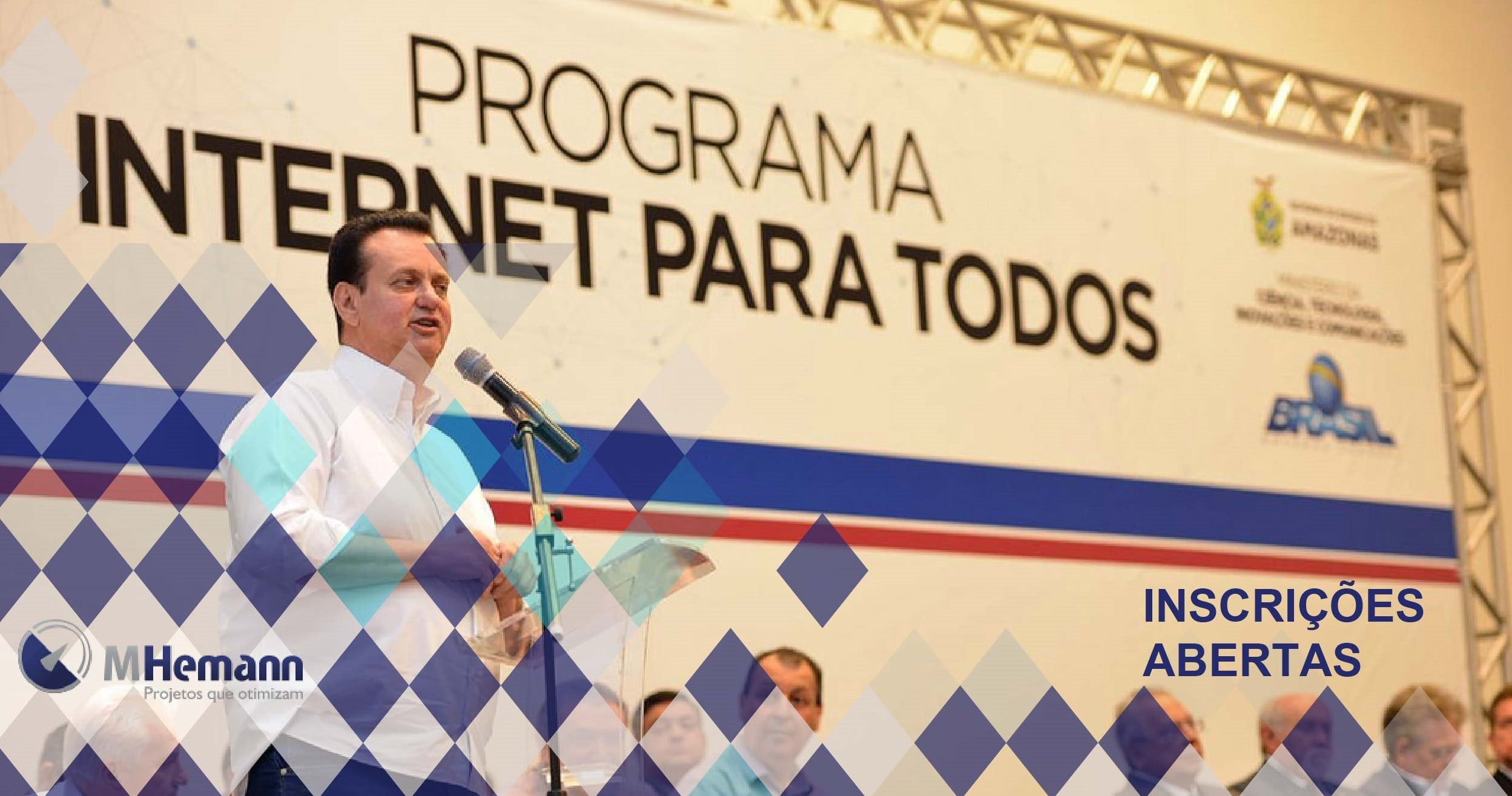 Estão Abertas as inscrições para Empresas interessadas em participar do Programa Internet para Todos