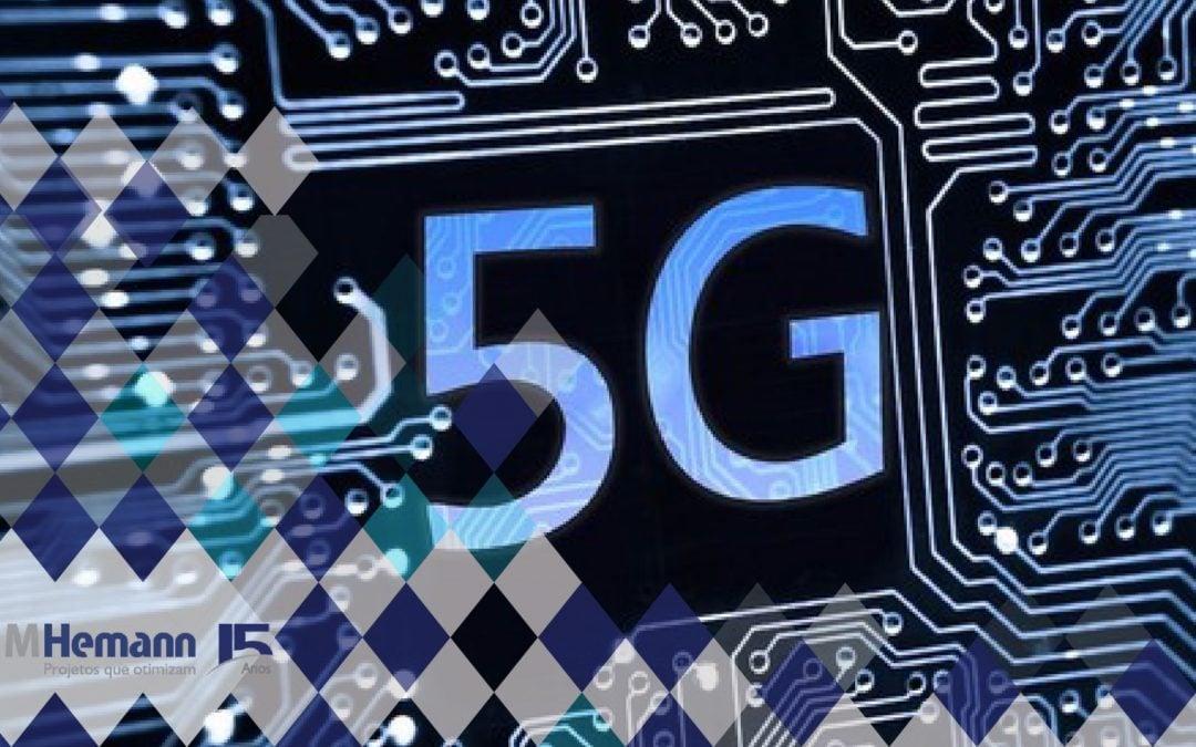 Inovações apresentadas trazem faixa 3,5 GHz para 5G e 5,9 GHz, para veículos conectados