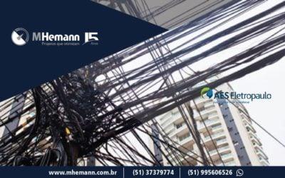 Eletropaulo apresenta proposta aos ISPs para regulamentação dos postes. Confira!