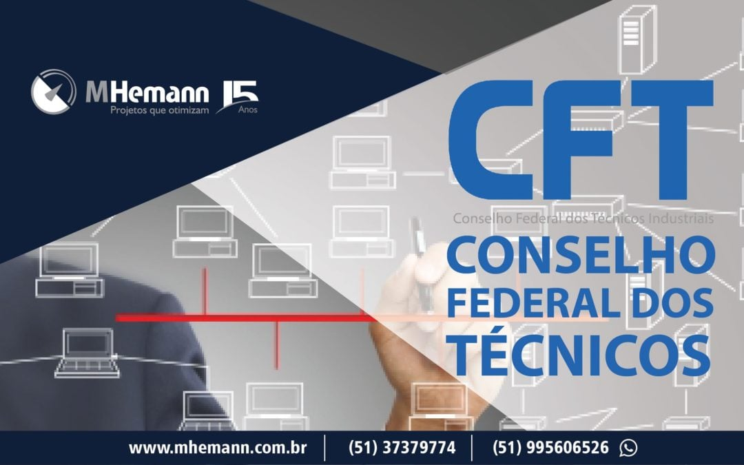 Lançado o novo Conselho Federal dos Técnicos – CFT. Entenda.