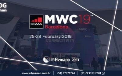 MWC 2019 – Saiba o que está acontecendo numa das maiores feiras de tecnologia do mundo