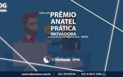 """""""Prêmio Anatel – Prática Inovadora 2019"""" está com inscrições abertas"""