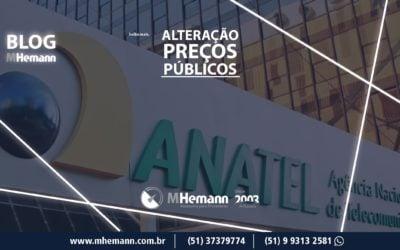 BOA NOTÍCIA! Anatel publica novos preços públicos para OUTORGAS e uso de FREQUÊNCIAS. Saiba mais