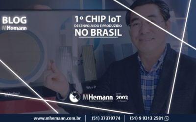 1º Chip IoT Brasileiro é lançado com técnologia inédita no mercado global de Internet das Coisas. Conheça